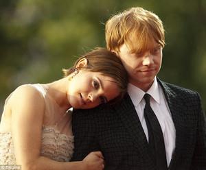 Emma with Rupert