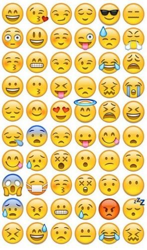 Emojis fond d'écran titled Emojis