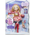 Ever After High Epic Winter pomme White doll