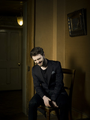 Ex: Daniel Radcliffe Total Film Magazine Photoshoot (Fb.com/DanielJacobRadcliffeFanClub)