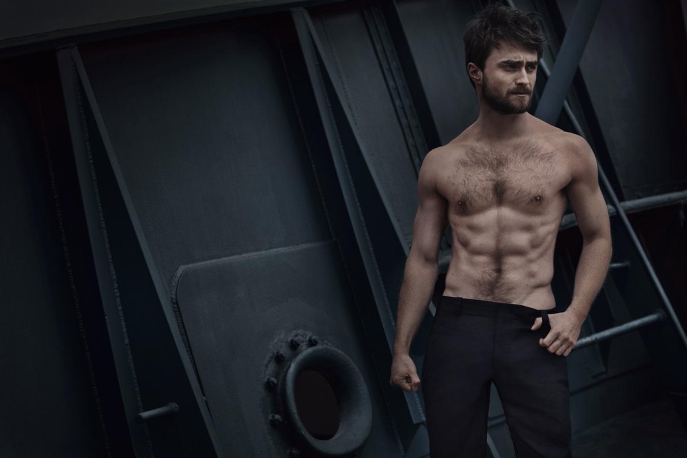 Ex: Daniel Radcliffe Vanity Fair Italy photoshoot (Fb.com ... Daniel Radcliffe Fan