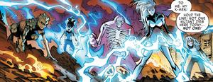 Extraordinary X Men 3-5