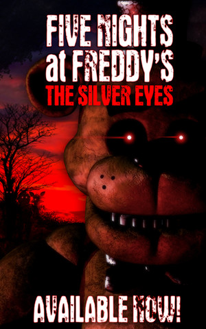 FNaF TheNovel - Cover update 2