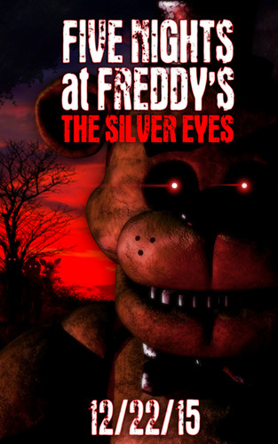 Five Nights at Freddy's kertas dinding with Anime called FNaF TheNovel - Updated cover