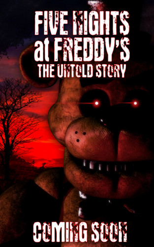 Five Nights at Freddy's kertas dinding with Anime called FNaF TheNovel