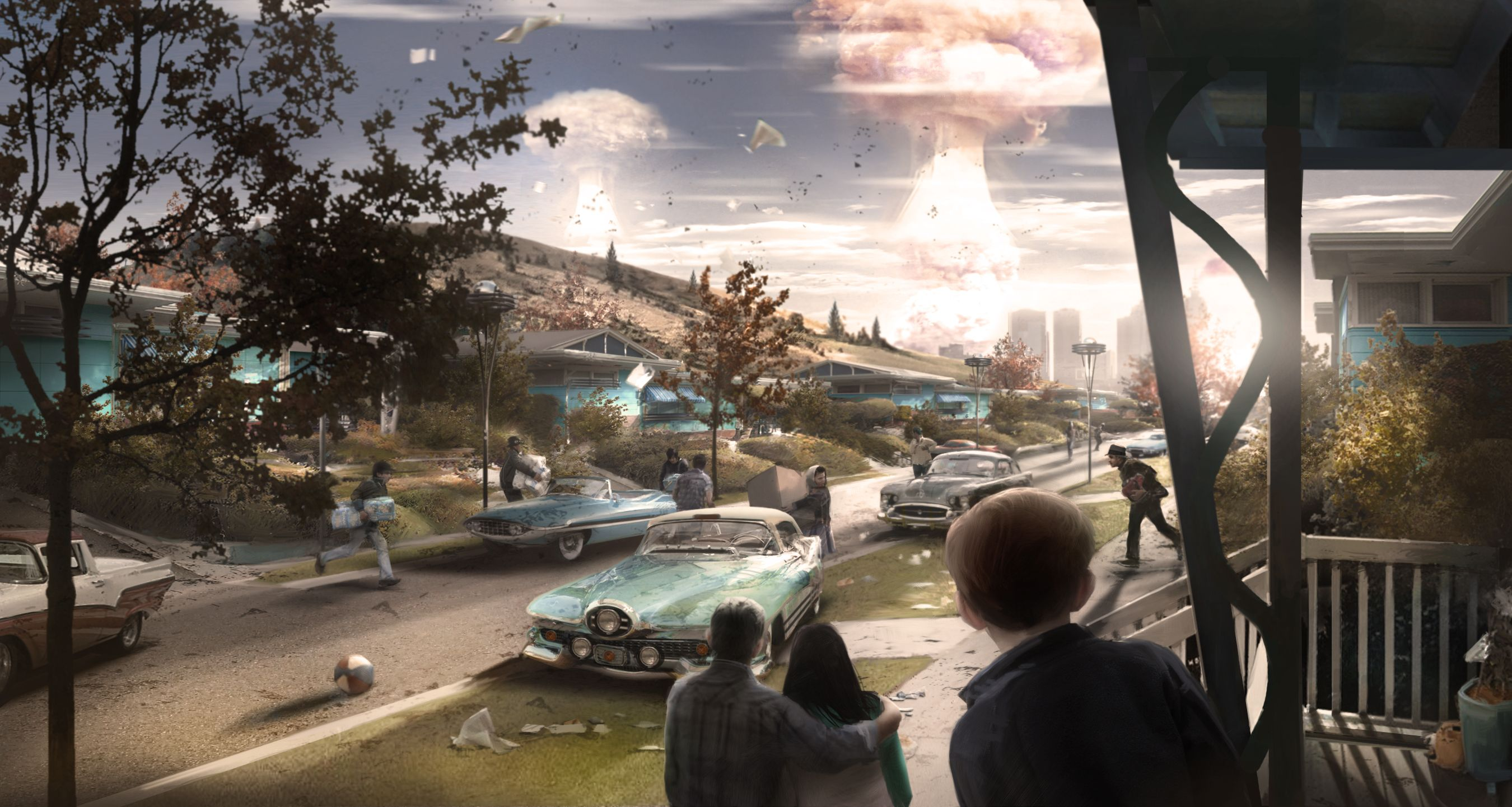Fallout 4 Images Concept Wallapaper HD Wallpaper And Background Photos