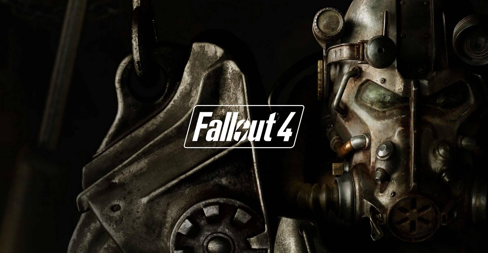 Fallout 4 karatasi la kupamba ukuta