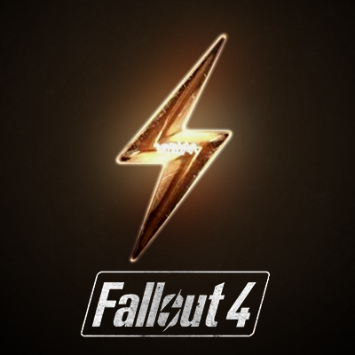 The Fallout Trilogy wallpaper titled Fallout 4 logo