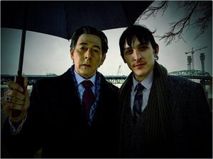 First Look at Paul Reubens as Penguin's Father