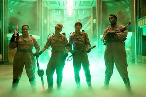 First official Ghostbusters promo!