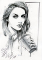 Frances Bean Cobain - frances-bean-cobain fan art
