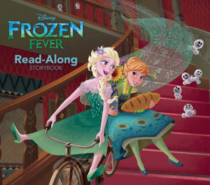 Frozen Fever Storybook