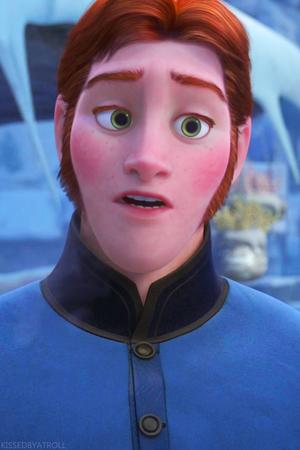 Frozen Hans phone achtergrond