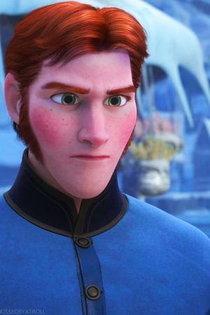 Frozen Hans phone پیپر وال