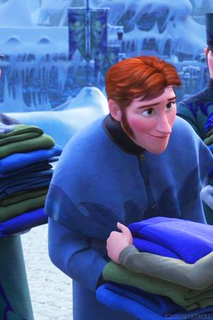 Frozen Hans phone wallpaper