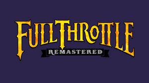 Full Throttle: Remastered Logo