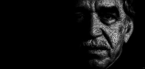Poets & Writers fond d'écran titled Gabriel García Márquez