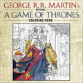 Game of Thrones-  Coloring Book - game-of-thrones photo