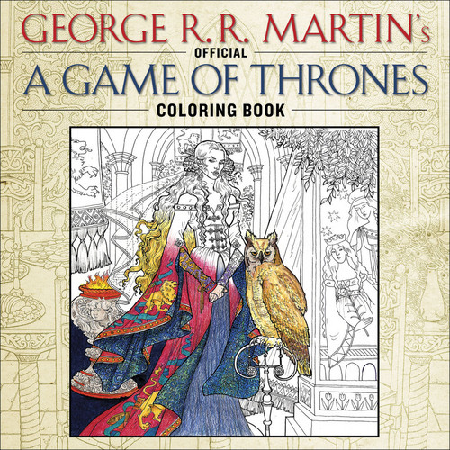 Game of Thrones wallpaper containing anime entitled Game of Thrones-  Coloring Book