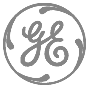 General Electric Logo Grey 2