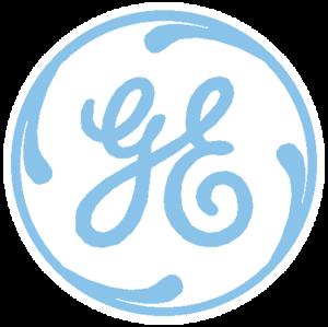 General Electric Logo Sky 2