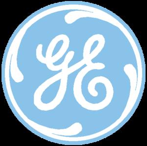 General Electric Logo Sky