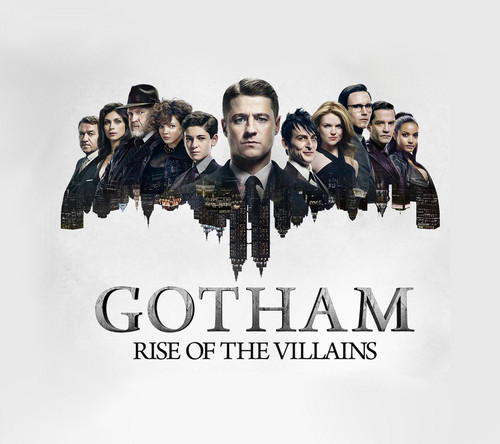 Gotham wallpaper called Gotham: Rise of the Villains