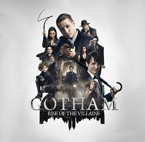 Gotham wallpaper titled Gotham: Rise of the Villains