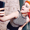 Hayley Williams picha with a portrait called H. Williams