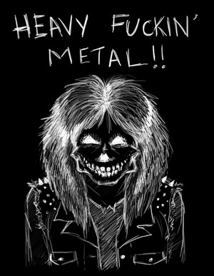 HEAVY F**KIN METAL