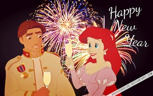 Happy New Year! Jim Hawkins/Ariel