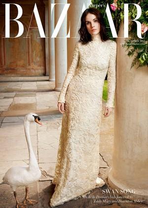Harper's Bazaar October 2015