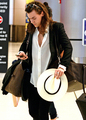 Harry Arriving at Miami airport  - harry-styles photo