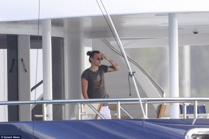 Harry In Anguilla