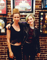 Hayley and Joy  - hayley-williams photo