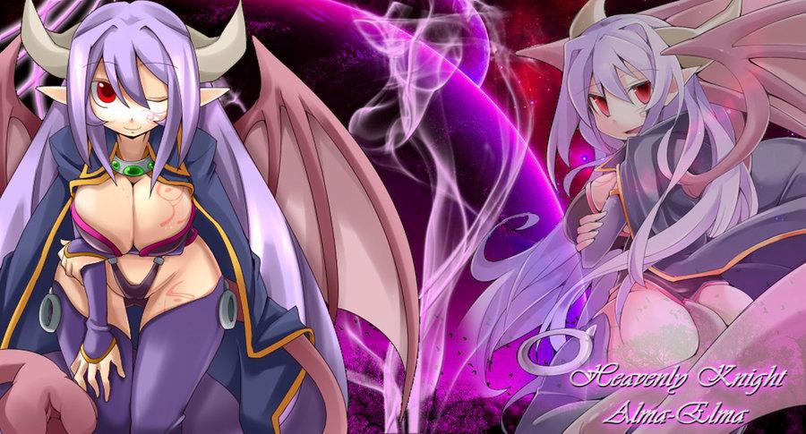 Heavenly Knight Alma Elma