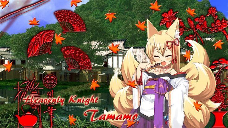 Heavenly Knight Tamamo