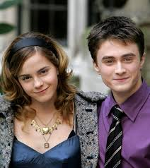 Hermione Granger and harrypotter