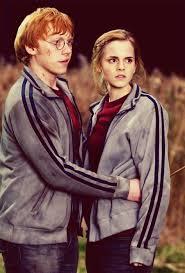 Hermione Granger wid ron