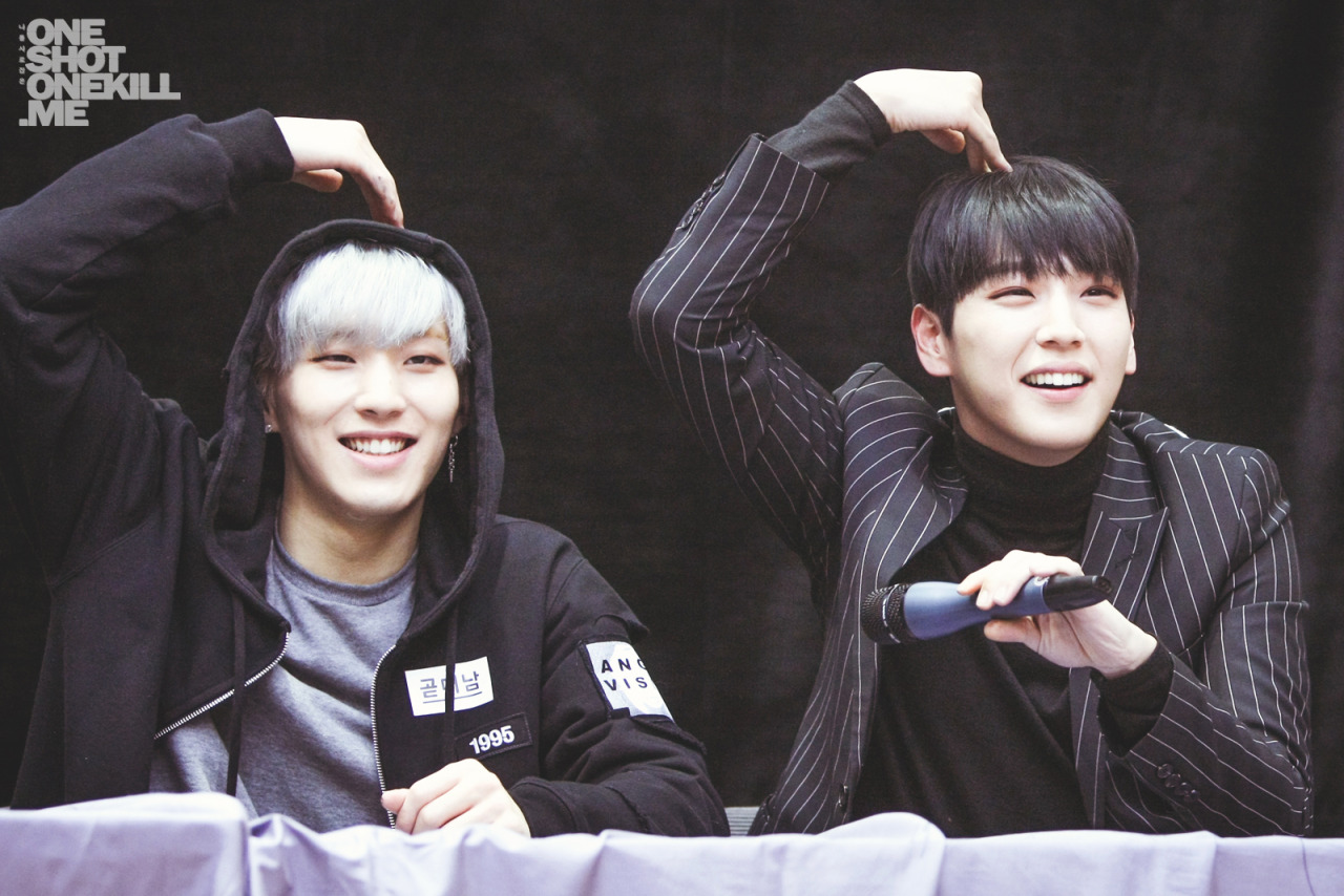 Himchan/Jongup♔♥ - B.A.P Photo (39108511) - Fanpop