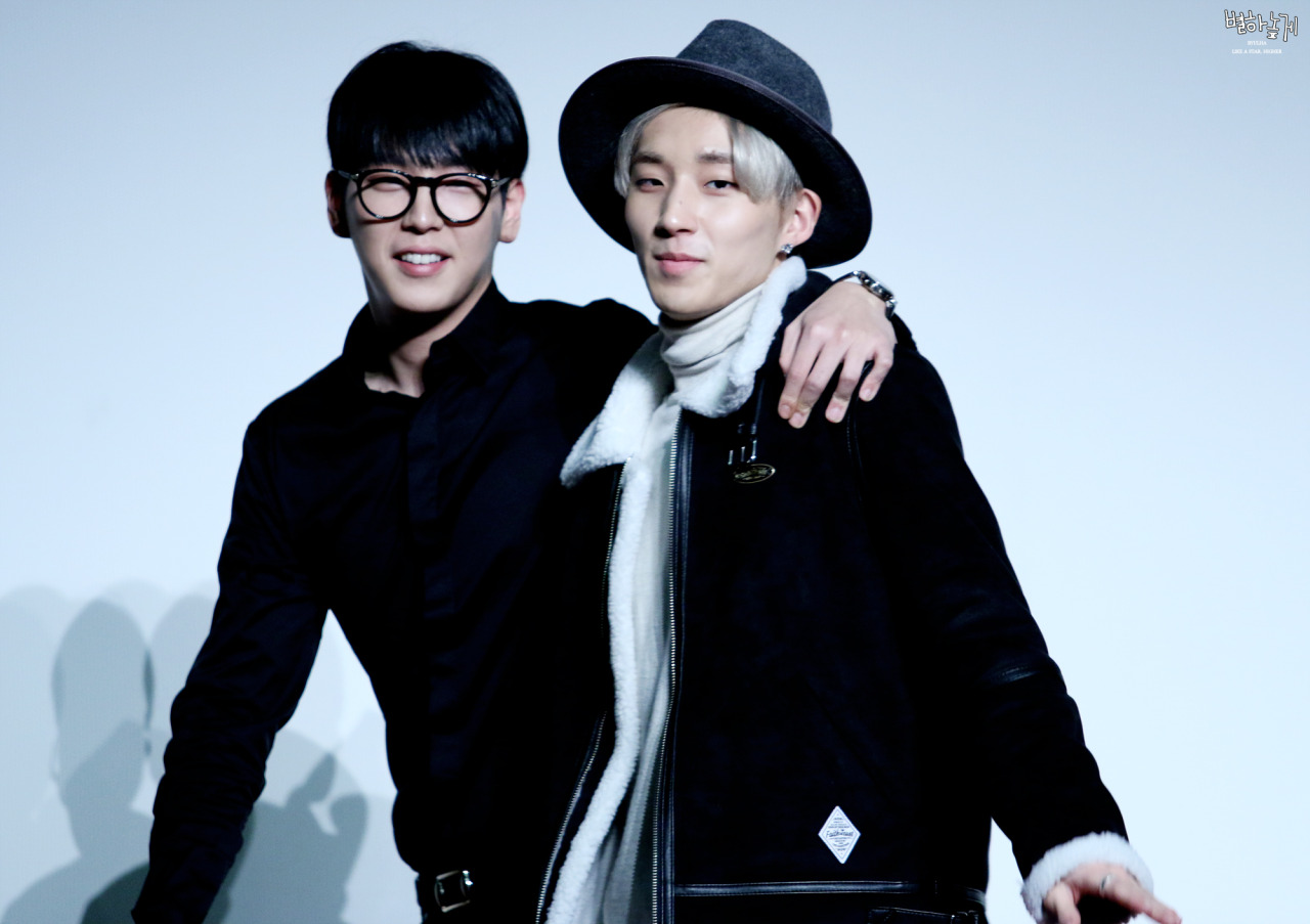 Himchan/Jongup♔♥ - B.A.P Photo (39108513) - Fanpop