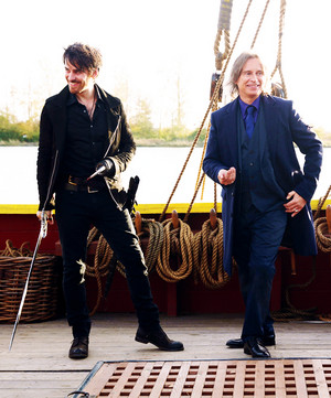 Hook and Rumple