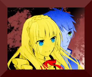 I Am Alice - Makoto's mind in Alice's body
