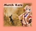 I Am Alice - March Hare - manga fan art