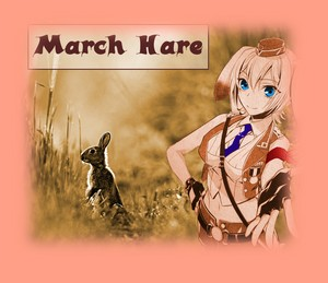 I Am Alice - March arnab