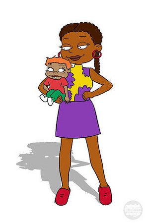 """If The Cast Of """"Rugrats"""" Grew Up To Be Parents"""