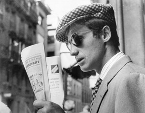 Jean Paul Belmondo young