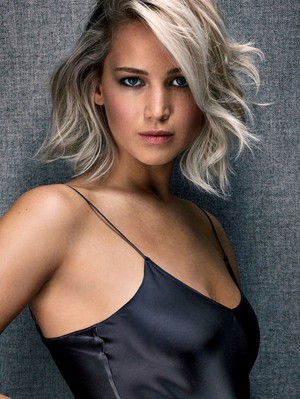 Jennifer Lawrence - Entertainment Weekly Photoshoot - December 2015