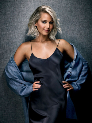 Jennifer Lawrence - Entertainment Weekly Photoshoot - December 2015