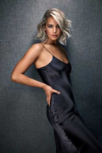 Jennifer Lawrence hình nền possibly with a bustier, a cốc-tai, cocktail dress, and a chemise titled Jennifer Lawrence - Entertainment Weekly Photoshoot - December 2015